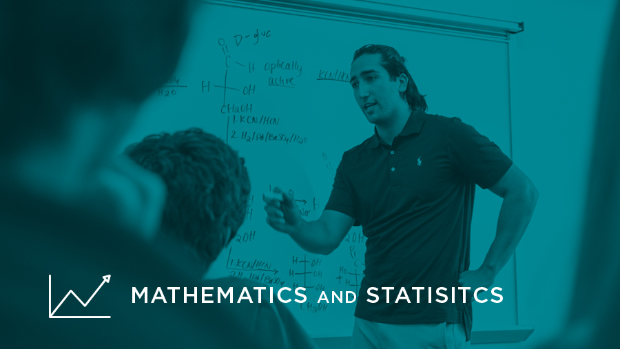 Math and Stats banner image